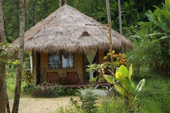 Thapwarin Resort: ons heerlijke huisje