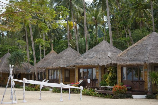 Thapwarin Resort: beachbungalows
