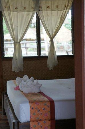 Thapwarin Resort : echt thais