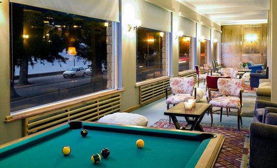 Hotel Tres Reyes: Salón de Juegos