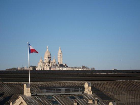 Ibis Styles Hotel Paris Gare du Nord TGV: Aussicht aus dem Zimmer