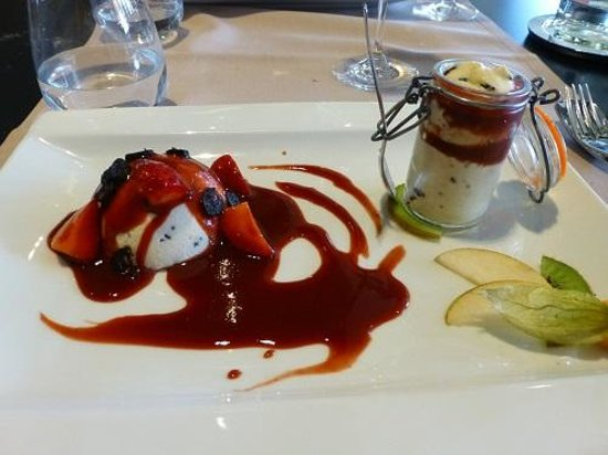 Coteaux & Fourchettes: Oh the dessert!