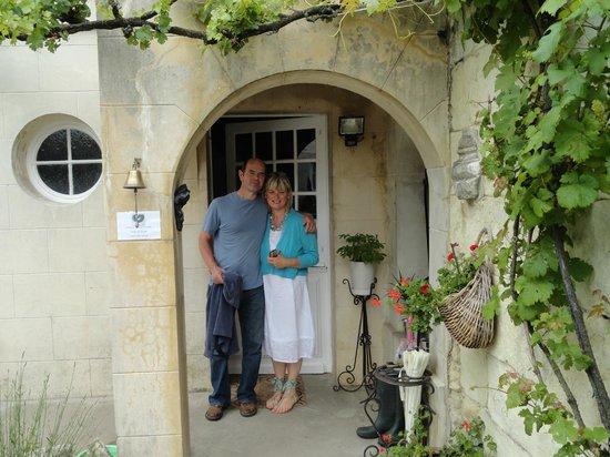 Owners of Maison lavande