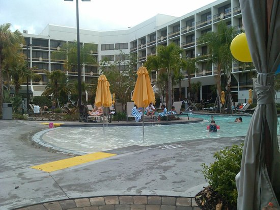 Sheraton Lake Buena Vista Resort : View From the Cabana