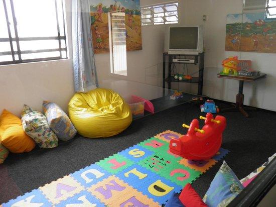Cuarto de juegos para niños - Picture of Hotel Plaza Camboriu ...