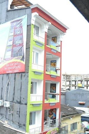 Quibdó, Colombia: Nuestro Hotel