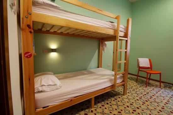 Dorm Bunk Beds Picture Of Corner Hostel Sliema