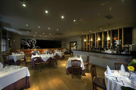 Hotel Phoenicia: Pegasus Restaurant
