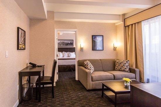 Hotel Edison Times Square: Signature Terrace Suite