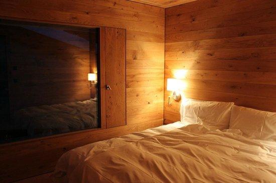 rocksresort : Bedroom