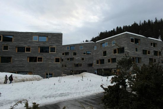 Rocksresort: Resort & ski slopes