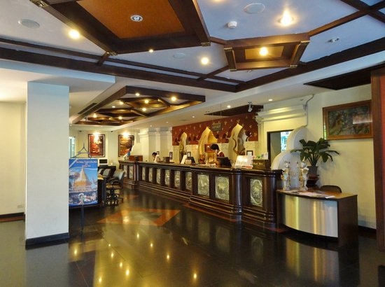 Raming Lodge Hotel & Spa: Reception