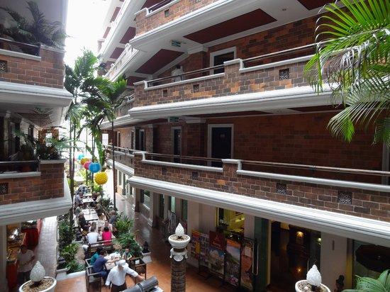 โรงแรมระมิง ลอดจ์: Bedrooms