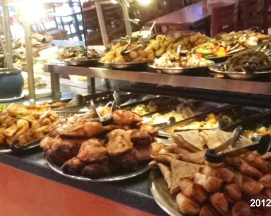 Int rieur picture of paradise restaurant montreux for Cuisine paradise
