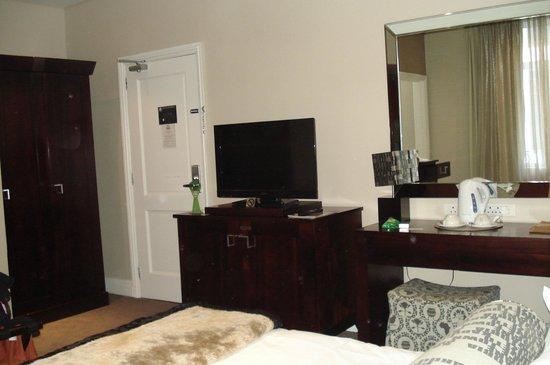 Grand Daddy Hotel: Blick vom Bett