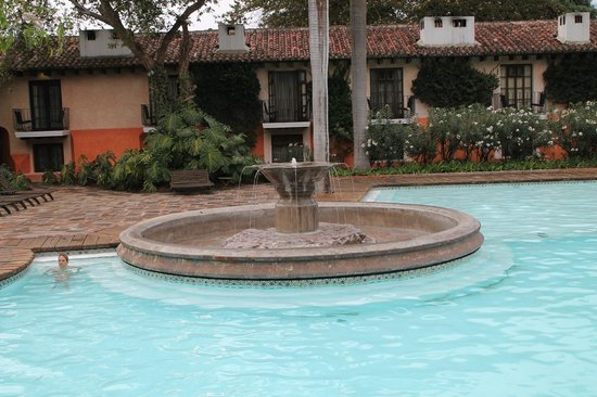 Casa Santo Domingo : piscina