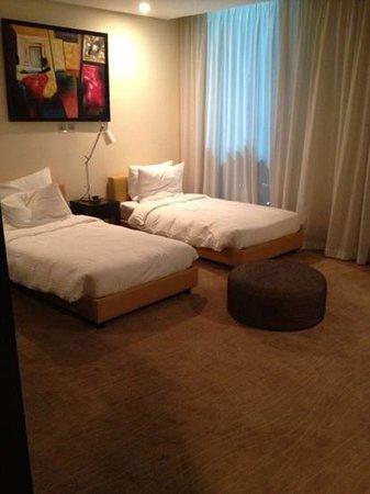 Kempinski Residences & Suites, Doha: غرفة نوم