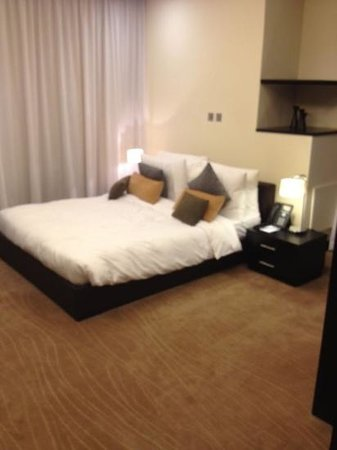 Kempinski Residences & Suites, Doha: غرفة نوم رئيسة