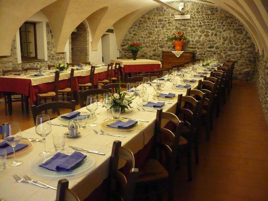 Cavriana, Italie: la taverna