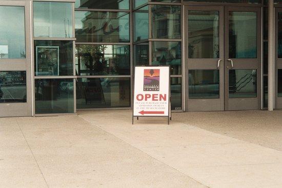 National Steinbeck Center: Entrada al Museo