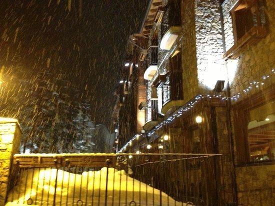Hotel Soldeu Maistre: Entrance
