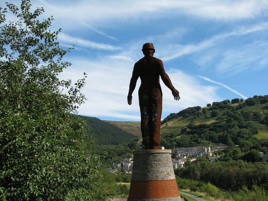 Guardian -  Six Bells Mining Memorial