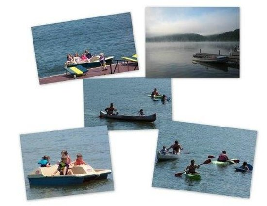 Waters Edge Motel : Boat Rentals