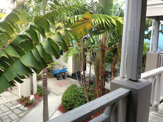 Moorings Mariner Inn Hotel : View from room