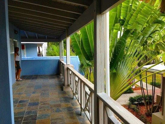 Moorings Mariner Inn Hotel: Gardens