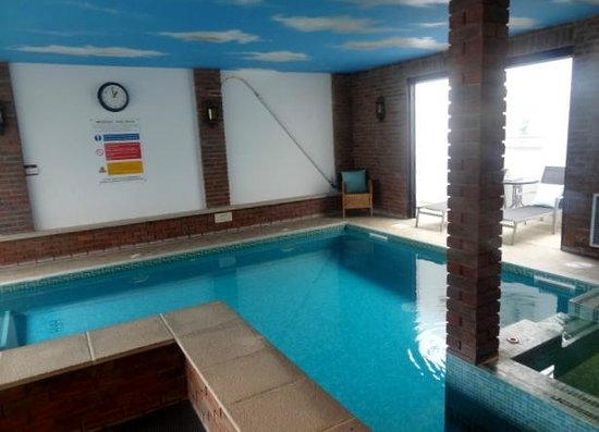 Swimming Pool Picture Of Hinton Firs Hotel Bournemouth Tripadvisor