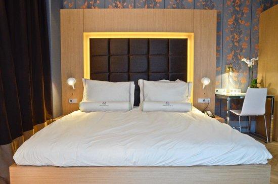 Amadi Park Hotel: DOUBLE ROOM
