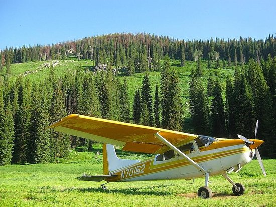 OK3 Air: Backcountry training in Idaho
