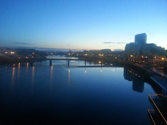 Clarion Hotel Limerick: Early morning view
