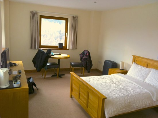 Afan Lodge: My room