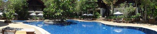 The Tubkaak Krabi Boutique Resort : Lovely, quiet pool