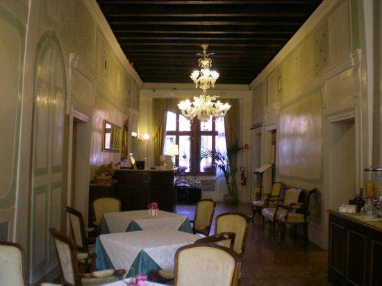 Locanda Ca' Amadi: Dining room