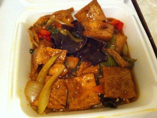 Mandarin Palace Restaurant: Homestyle tofu