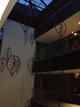 Hotel Nuevo Boston: decoración moderna