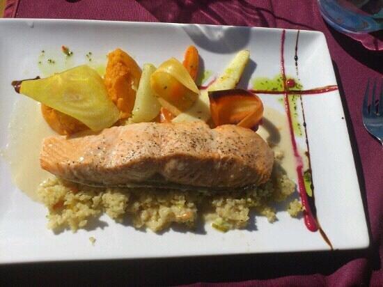 El Taller: saumon
