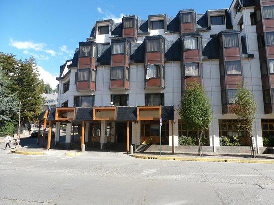 إديلويس هوتل: Exterior of Hotel Edelweiss