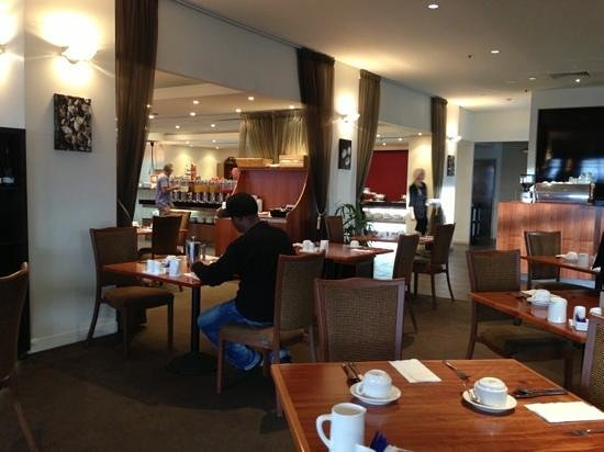 Grand Chancellor Hotel Hobart: restaurant