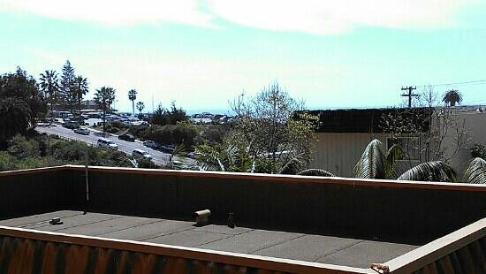 Moonlight Beach Motel: view room 202