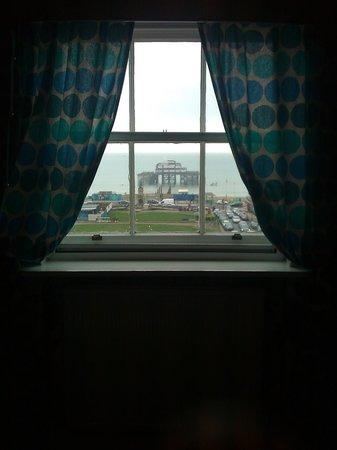 Prince Regent Hotel: view