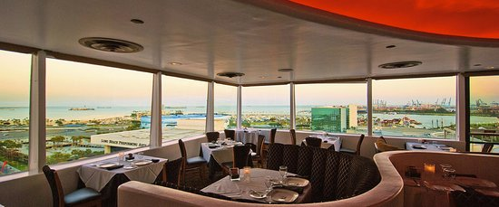 The Sky Room 7 Of 802 Restaurants In Long Beach