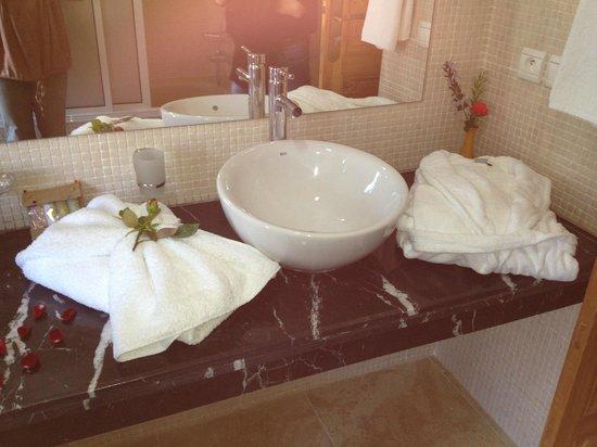 Riad Sougtani: Salle de bain
