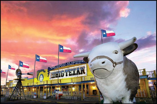 ‪Big Texan Steak Ranch‬