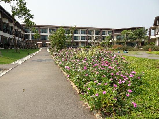I-Tara Resort & Spa: Flowers