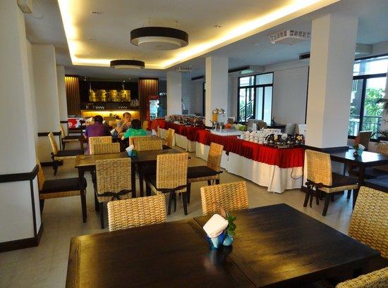I-Tara Resort & Spa: Restaurant