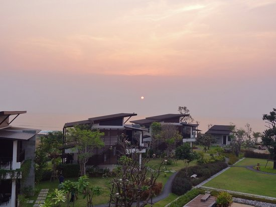 I-Tara Resort & Spa: Sunrise