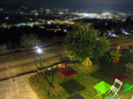 Agriturismo Le Mandrie di San Paolo: Panorama notturno